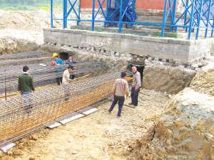 古建筑整ti加固平yi保护工程